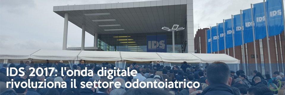 IDS 2017: l'onda digitale rivoluziona il settore odontoiatrico