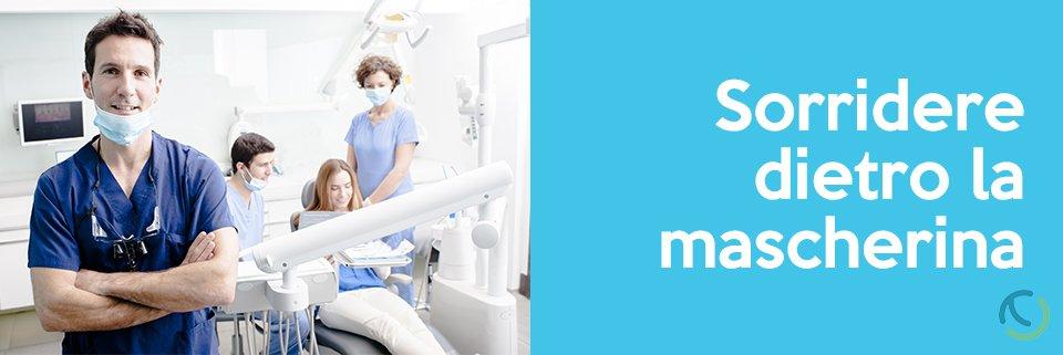 Sorridere dietro la mascherina? Poca chiarezza sulle Raccomandazioni cliniche in odontostomatologia
