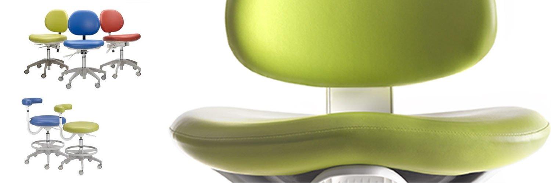 Utilizzi il seggiolino giusto? Il design del tuo seggiolino ha un impatto fondamentale sulla tua schiena alla fine di ogni giornata lavorativa!