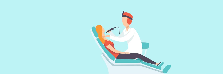 Consigli per calmare l'ansia da dentista dei pazienti